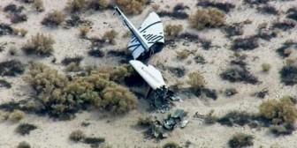 EE.UU.: se estrella nave espacial de Virgin Galactic, del millonario Richard Branson