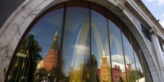 El Kremlin contra McDonald's