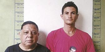Procesan a dos extranjeros por tráfico de  tres personas