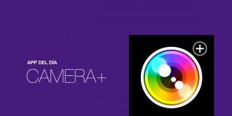 App del día: Camera+, una gran app de cámara gratis por tiempo limitado
