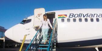 BoA anuncia primer vuelo trasatlántico con avión propio