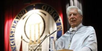 Vargas Llosa dice que desgobierno ha conducido a Argentina a la caída libre