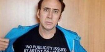 Nicolas Cage boicotea su nueva película