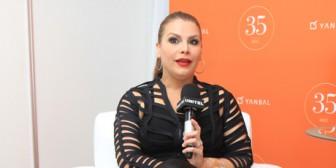 Olga Tañón cantó en Santa Cruz y quedó cautivada por Bolivia