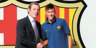 Padre Neymar revela que el Real Madrid ofreció $us 189 MM pero su hijo prefirió jugar en el Barça
