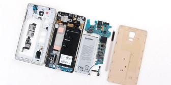 Se confirma que la cámara de 16 mpx del Samsung Galaxy Note 4 incluye un sensor de Sony