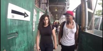 El acoso callejero a las mujeres, registrado con una cámara oculta