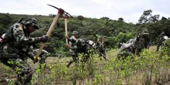 Evo Morales señala que el narcotráfico representa el 1,5% del PIB boliviano