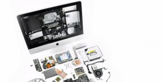 El iMac con pantalla Retina, desmontado por iFixit