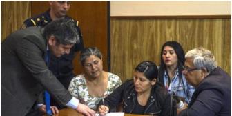 Boliviana en Argentina va presa sin saber por qué
