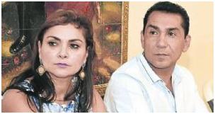 La siniestra pareja de alcaldes que impuso el terror en Iguala