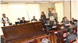 Nueva ley promulgada en Bolivia elimina figura de los jueces ciudadanos