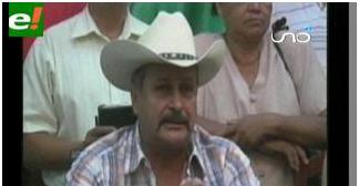 Municipales. Oficialismo ataca a posibles rivales: arraigo para el beniano Chiriqui y criticas al paceño Revilla