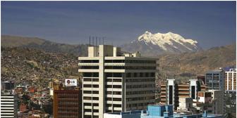 Un temblor de magnitud 4,9 sacude La Paz sin causar daños