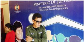 Sacha intervino para sacar a gobernador Costas del caso Rózsa