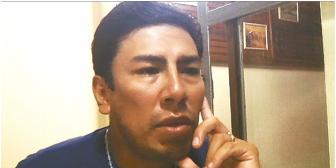 Entrevista a José Juan Laguna: exteniente asegura que Gobierno de Evo hizo traer a Rózsa