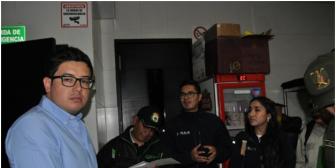 Gobierno niega interés político en detención de Samuel-hijo, tras operativo en locales que venden carne de lagarto ilegal