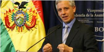 "Vice boliviano: ""Presidentes de Chile presumen de modernos"""