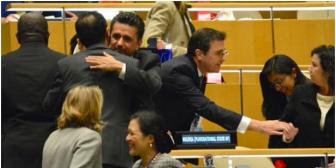 Con 144 votos a favor Bolivia está en el Consejo de DDHH de la ONU