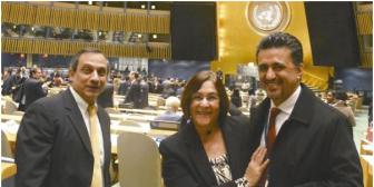 Bolivia entra al CDH de la ONU con crítica interna al embajador represor de indígenas