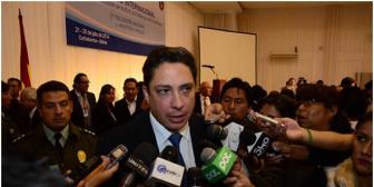 Gobierno de Bolivia anuncia pago $us 36 millones por nacionalización de española TDE