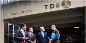 Nacionalización. Bolivia hará millonario pago a eléctrica española: $us 65 millones