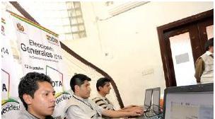 Auxilio: Técnicos del SEGIP salvaron sistema de cómputo del TSE; vocal habla de sabotaje interno
