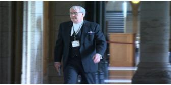 """""""El héroe de Canadá"""": el abuelo policía que abatió al terrorista islámico en el Parlamento"""