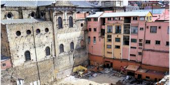 La construcción de la Casa Grande del Pueblo comienza en diciembre
