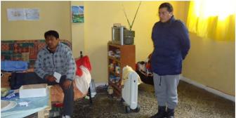 Suboficiales de FFAA de Bolivia 'abrazan a Cristo' para aguantar su reclusión