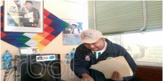 Denuncian que dirigente fue asesinado por revelar corrupción en Fondo Indígena que opera en Bolivia