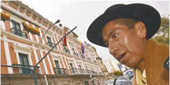 Acorralan a magistrado indígena: otra denuncia contra Cusi y TCP definirá si acepta recurso