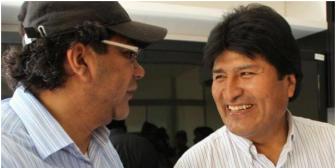 MAS niega tener al presentador Enrique Salazar como opción a la Alcaldía de Santa Cruz