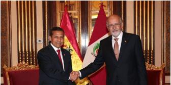 Perú pide explicación por ofensas de Evo Morales