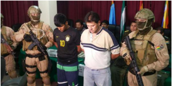 Santa Cruz. Empresario brasileño secuestrado es liberado