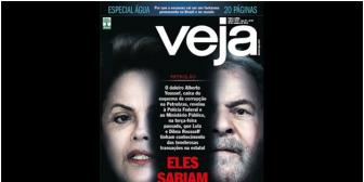 La revista Veja le responde a Dilma Rousseff y rebate cada uno de sus ataques
