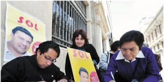 Tras la renuncia de Revilla, el MAS no buscará la sucesión