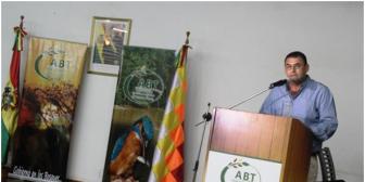 ABT: nuevo director agilizará desmontes ¿luz verde a la deforestación?