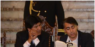 """Político chileno: """"Yo sueño con un mar que nos una y que no nos divida, un mar con soberanía es posible"""""""