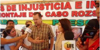 Revisarán la recusa de jueces del caso Rózsa