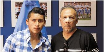 Bolívar suspende y aplica multa a futbolista Cardozo