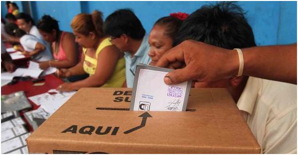 Tse 49 mesas repitieron voto sin incidentes y resultados for Resultados electorales mir