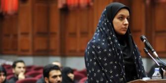 Irán ahorca a una mujer que mató a su violador