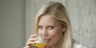 Cuidado con el jugo de naranja ¡No abuses!