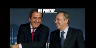 Champions: Memes al Real Madrid por presunta ayuda arbitral