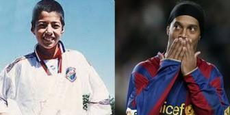 Luis Suárez confiesa su admiración por Ronaldinho
