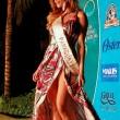Miss Paraguay, Sally Jara, 20 años