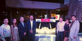 LG, tecnología a la máxima expresión