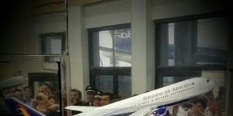 BOA se moderniza con aviones de última generación