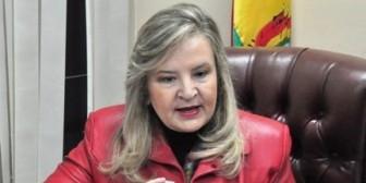 Diputada Prado: García Linera tiene miedo al juicio internacional y recurre a la chicana